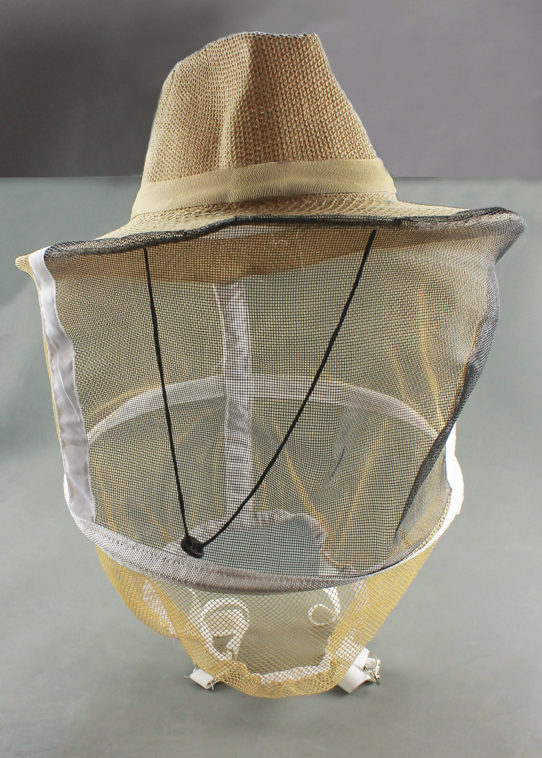 Beekeeper Cowboy Hat and Veil
